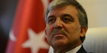 Abdullah Gül'ün Cumhur Başkanlığı Adayı