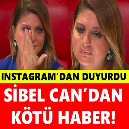 Usta isim Sibel Can'ı yıkan acı haber!